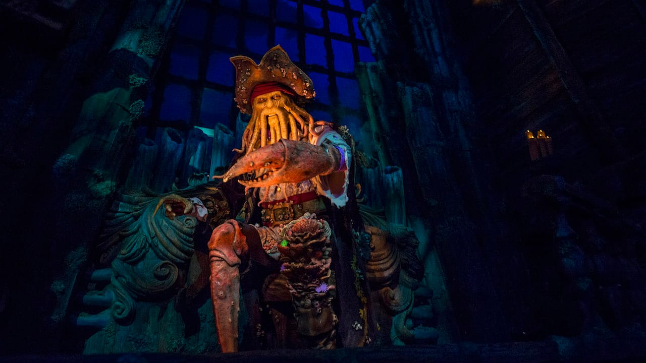 'Pirates of the Caribbean: Dead Men Tell No Tales' Cast Invade Shanghai Disney Resort