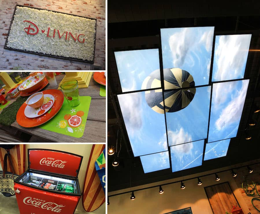 Celebrate Summer at D-Living in Disney Springs at Walt Disney World Resort