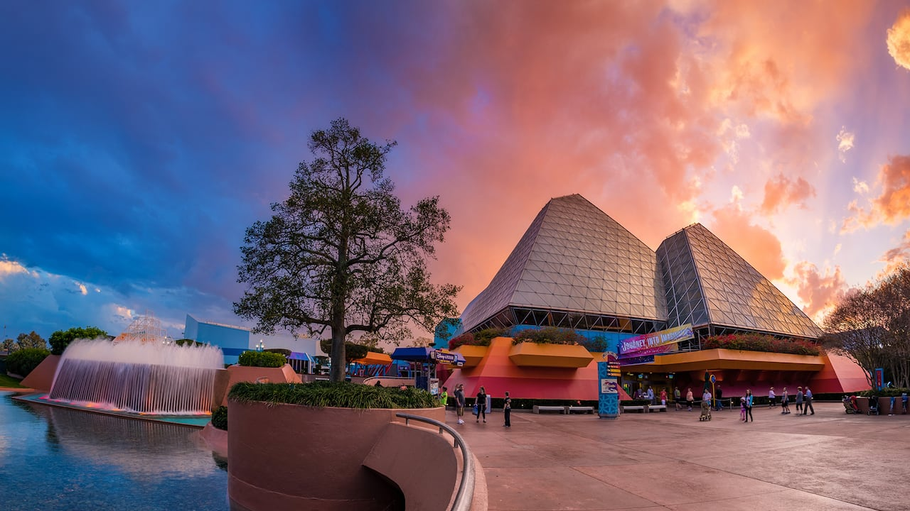 Image result for disney imagination pavilion