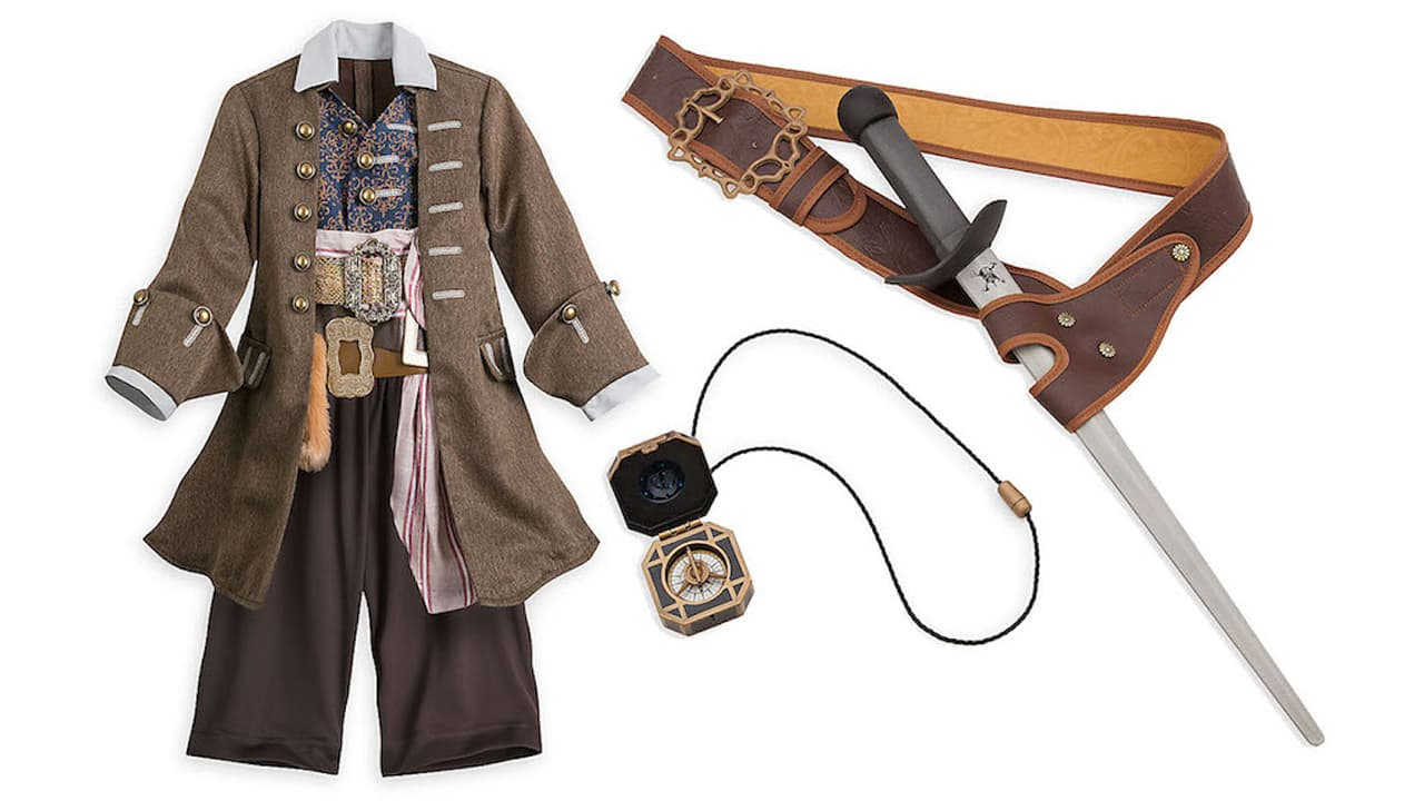 Find 'Pirates of the Caribbean: Dead Men Tell No Tales' Merchandise at Disney Parks