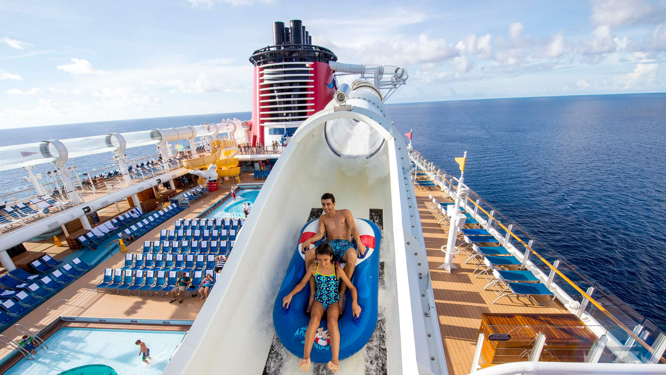 How to Have the Perfect Weeklong Vacation on the Disney Fantasy