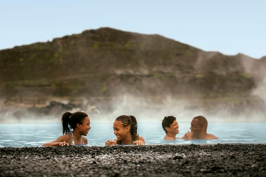 Iceland Blue Lagoon Nature Bath on Adventures by Disney Iceland Vacation