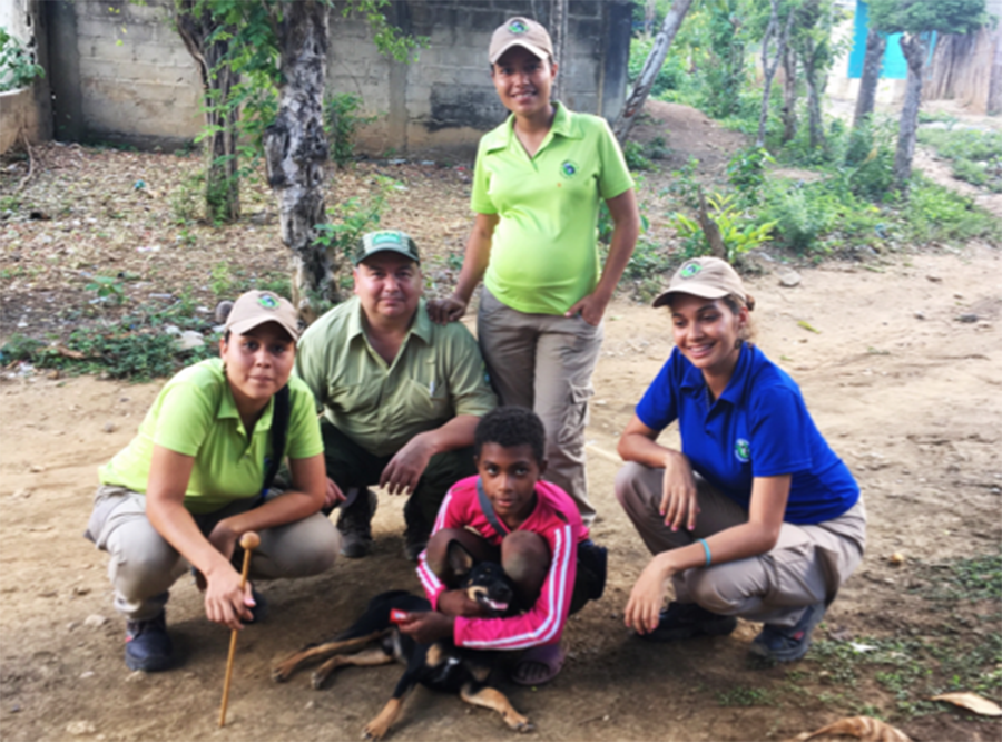 Wildlife Wednesday: Canines, Kids and Keepers Conserve Cotton-Top Tamarins in Colombia