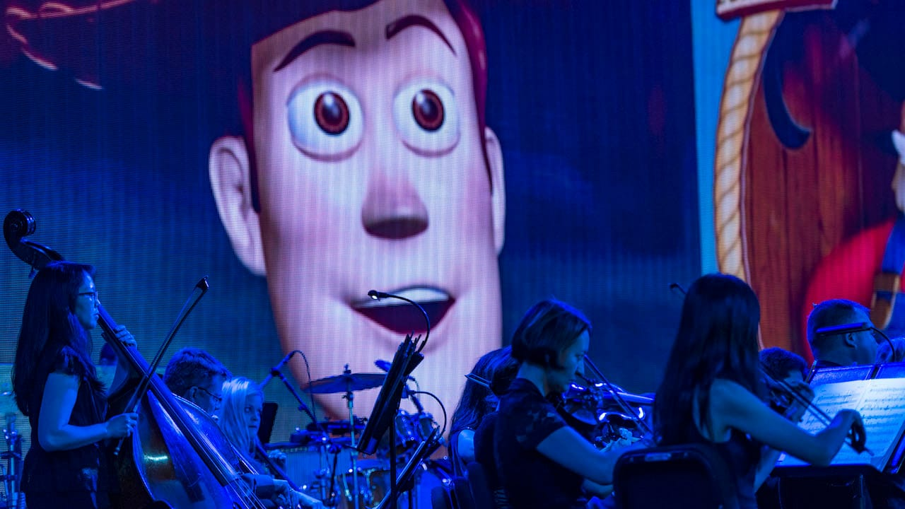 'The Music of Pixar LIVE! A Symphony of Characters'