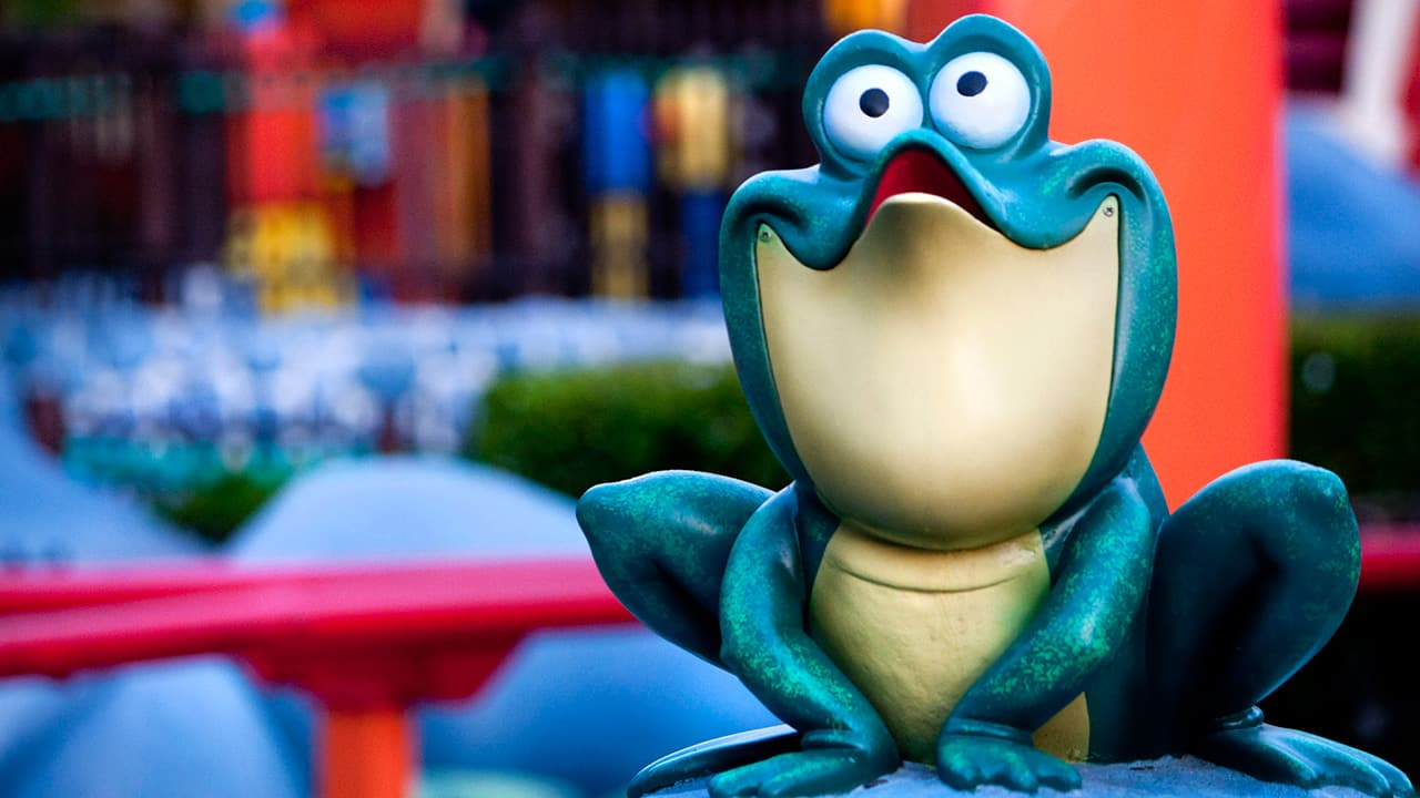 A Neighborhood with Character: Funny Faces of Mickey's Toontown at Disneyland Park