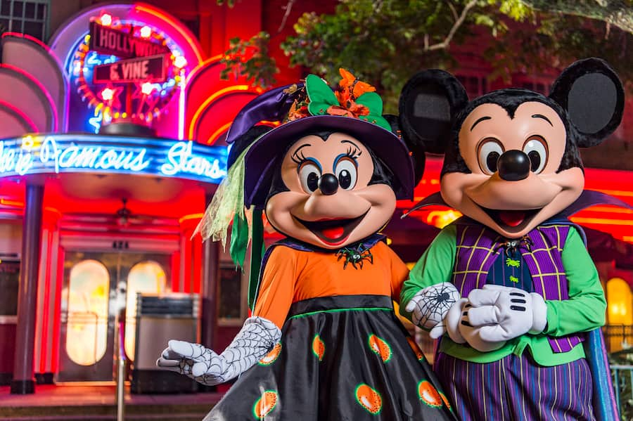 Minnie's Halloween Dine at Disney's Hollywood Studios