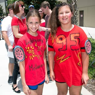 400 Disney Parks Blog Readers Enjoy A Sneak Peek at 'Cars 3'