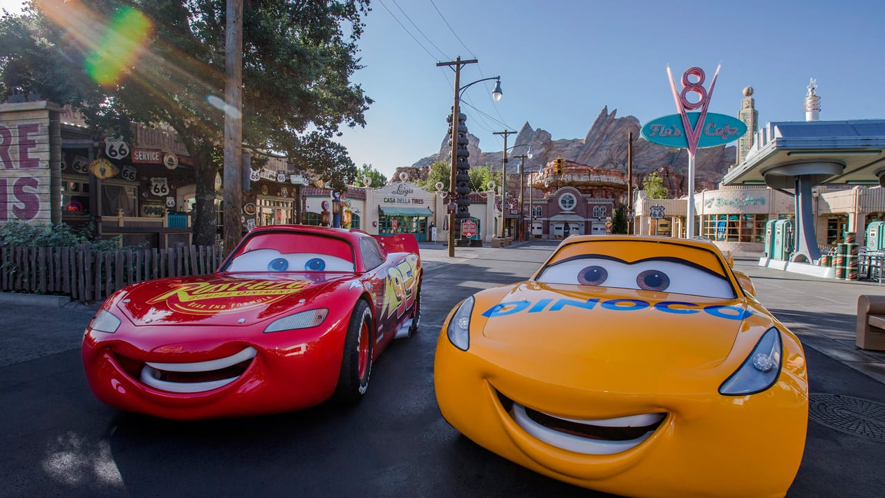 Image result for site: https://disneyparks.disney.go.com cars land