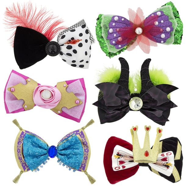 Hats Off to New Headwear Coming to the Disney Dream Store at D23 Expo 2017 - Interchangeable Bow Collection