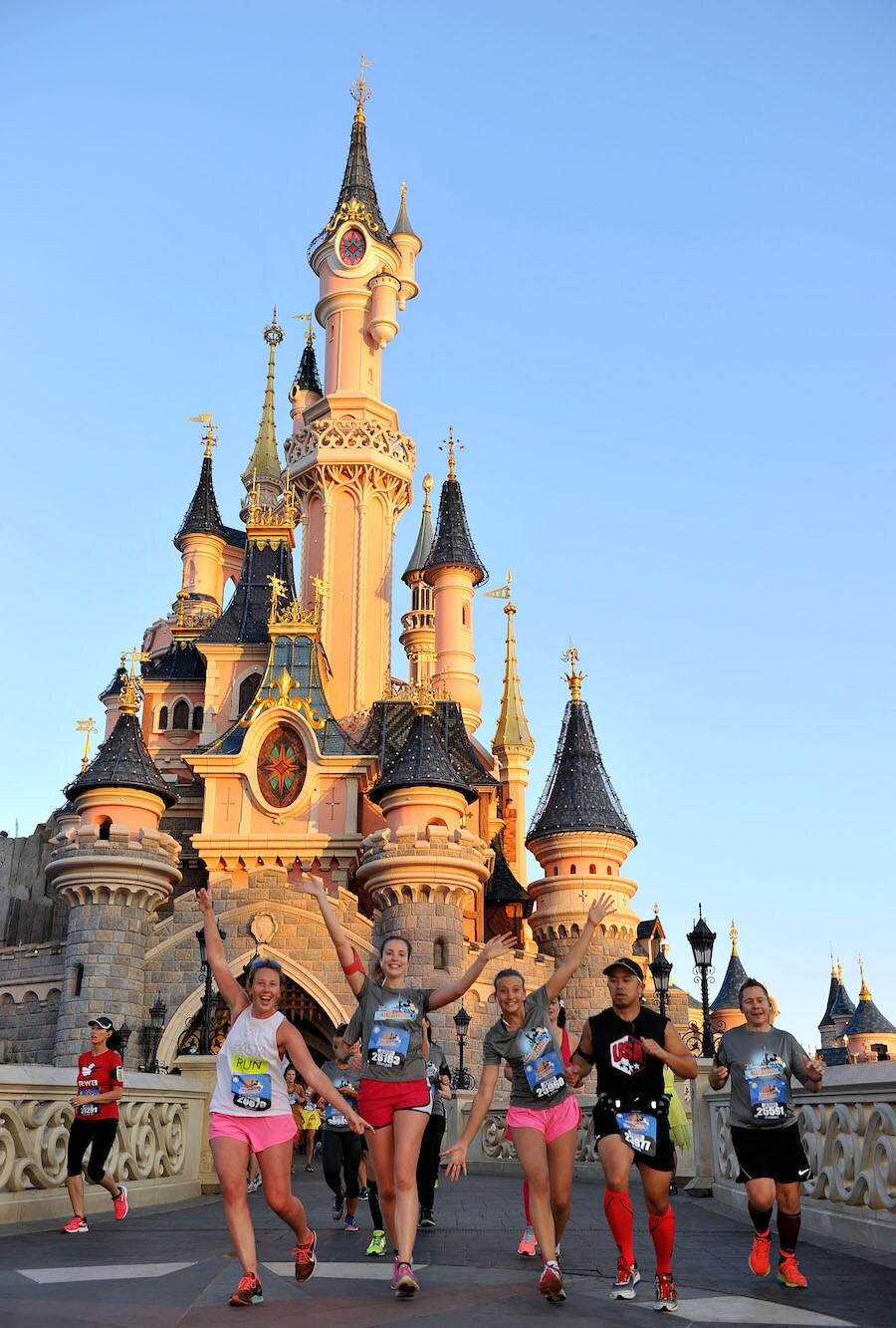 What's New at Disneyland Paris – Val d'Europe Half Marathon Weekend