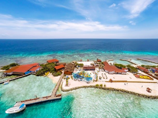 Escape to Aruba with Disney Cruise Line - De Palm Island Beach and Snorkeling