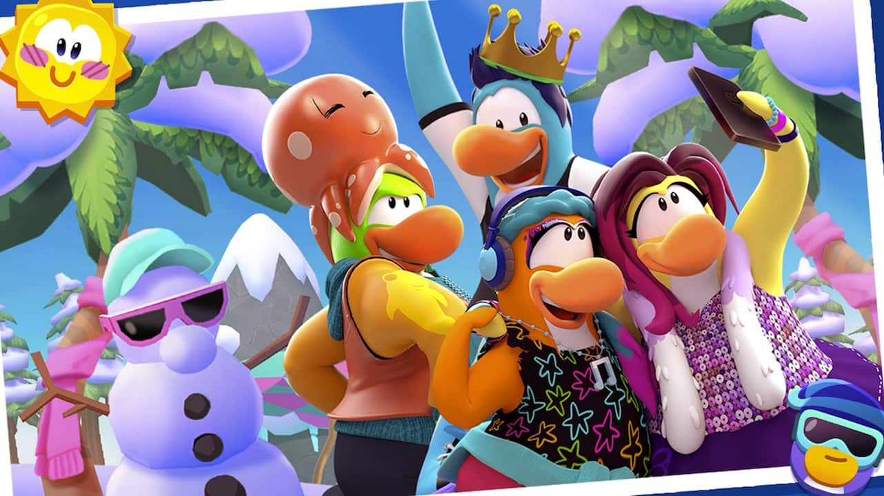 Club Penguin Island Event Coming to Disney's Blizzard Beach Water Park July 29