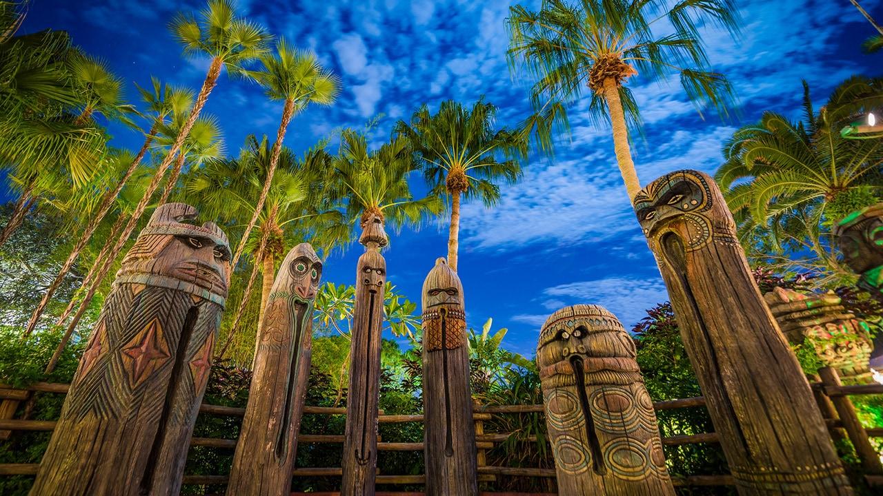 Disney Parks After Dark: Adventurous Tikis
