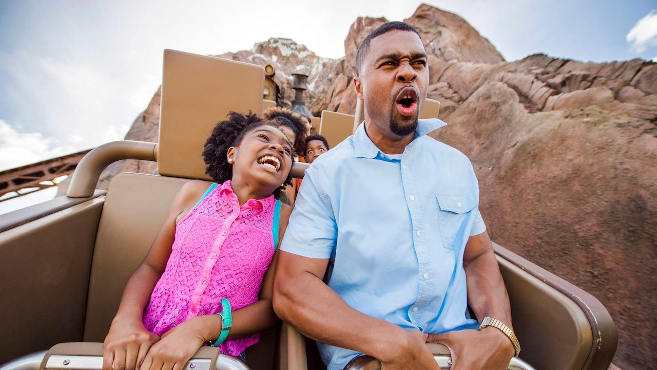 Top Thrills at Walt Disney World Resort