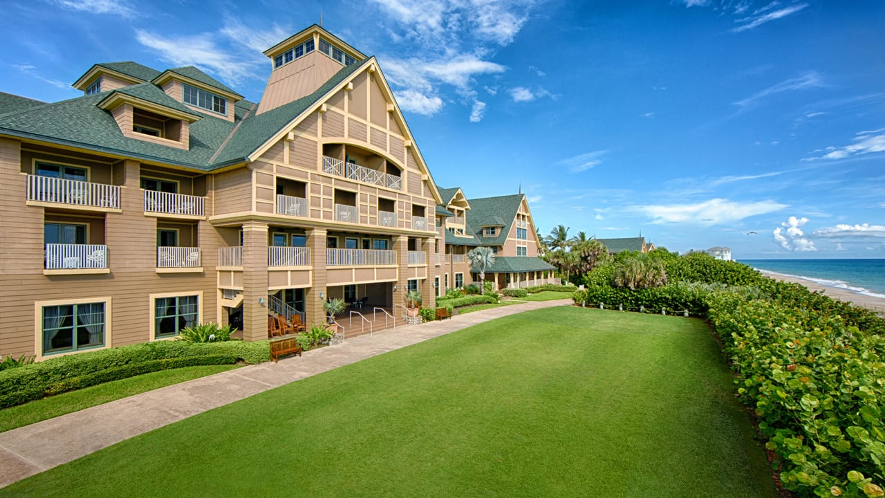 Disney's Vero Beach Resort Awarded AAA Four Diamond Rating