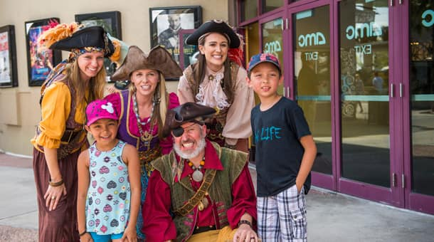 This Week in Disney Parks Photos: Pirates Fun for Disney Parks Blog Readers