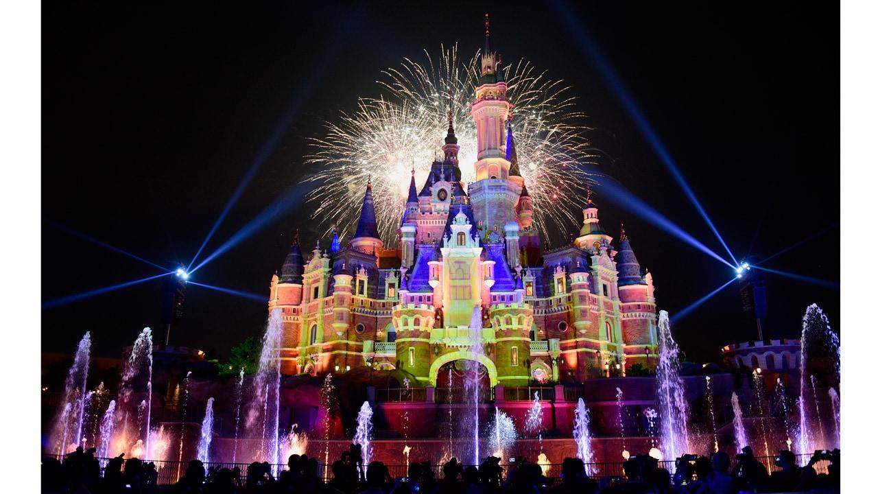 Shanghai Disney Resort Hosts Spectacular One Year
