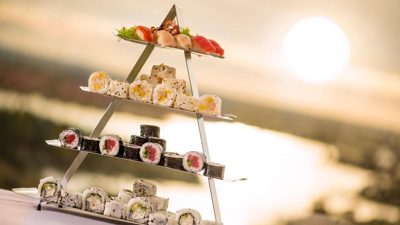 7 Spots for Sushi at Walt Disney World Resort
