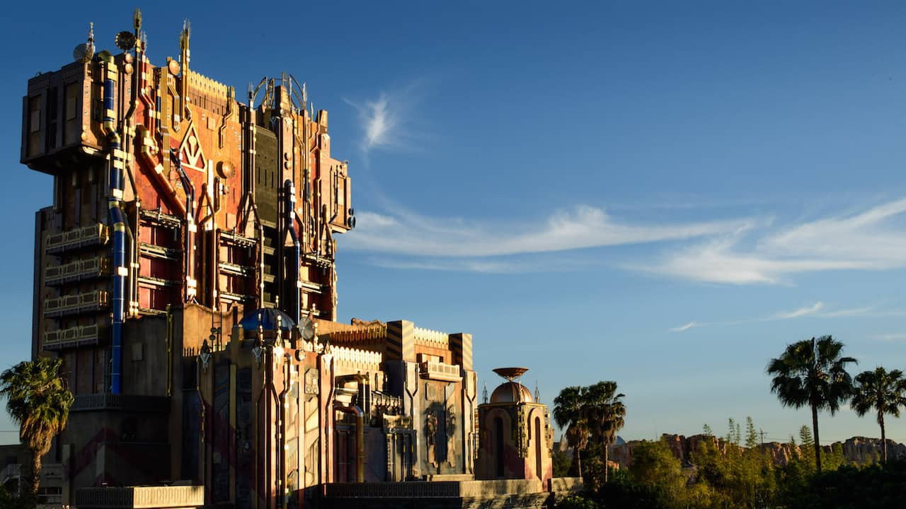 'Extra' Extra Magic Hour to Experience Guardians of the Galaxy – Mission: BREAKOUT! for Disneyland Resort Hotel Guests