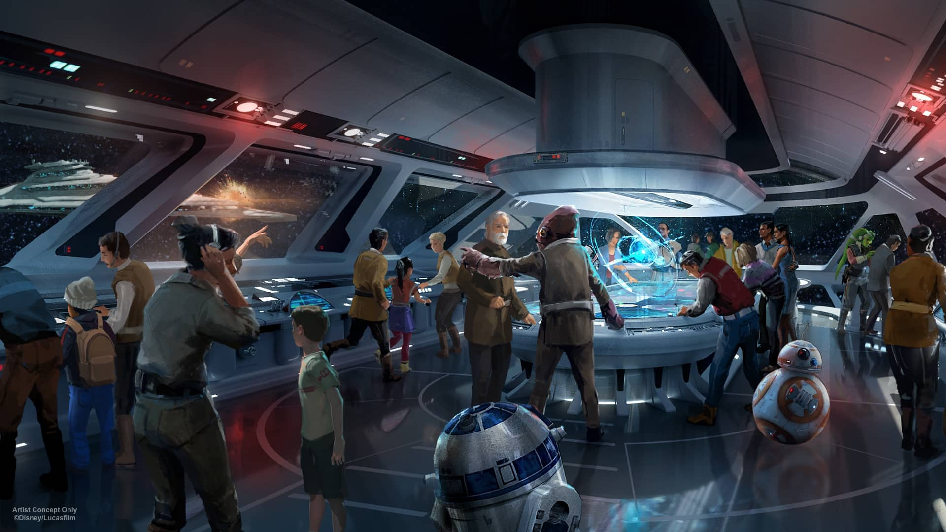 d4207f98f Plans Unveiled for Star Wars-Inspired Themed Resort at Walt Disney World