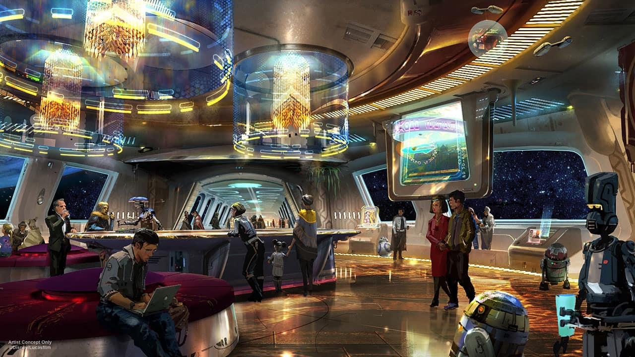 Plans Unveiled for Star Wars-Inspired Themed Resort at Walt Disney