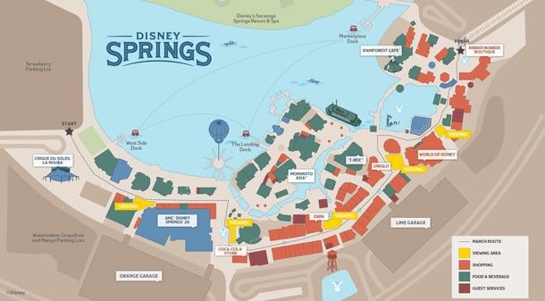 Disney Springs, Disney Performing Arts Hosting 3 World-Class Drum Corps This Weekend