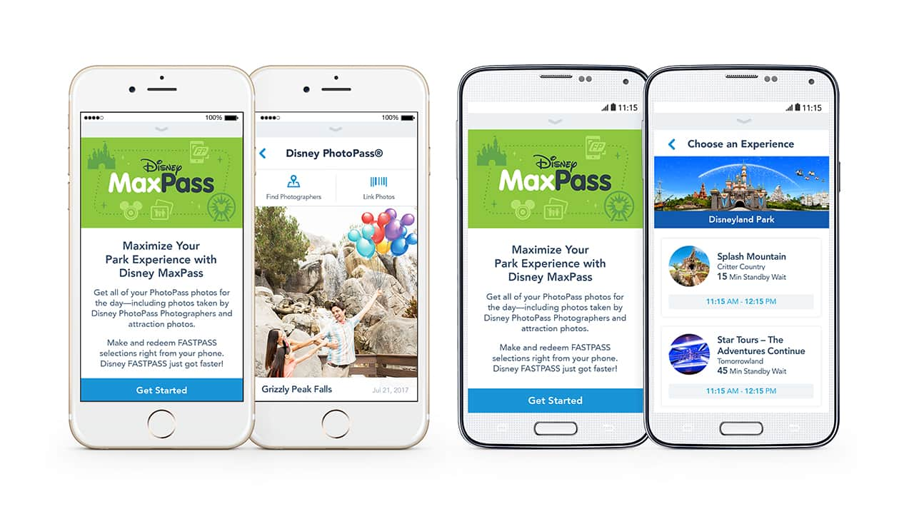 First Look at Disney MaxPass Coming July 19 to Disneyland Resort