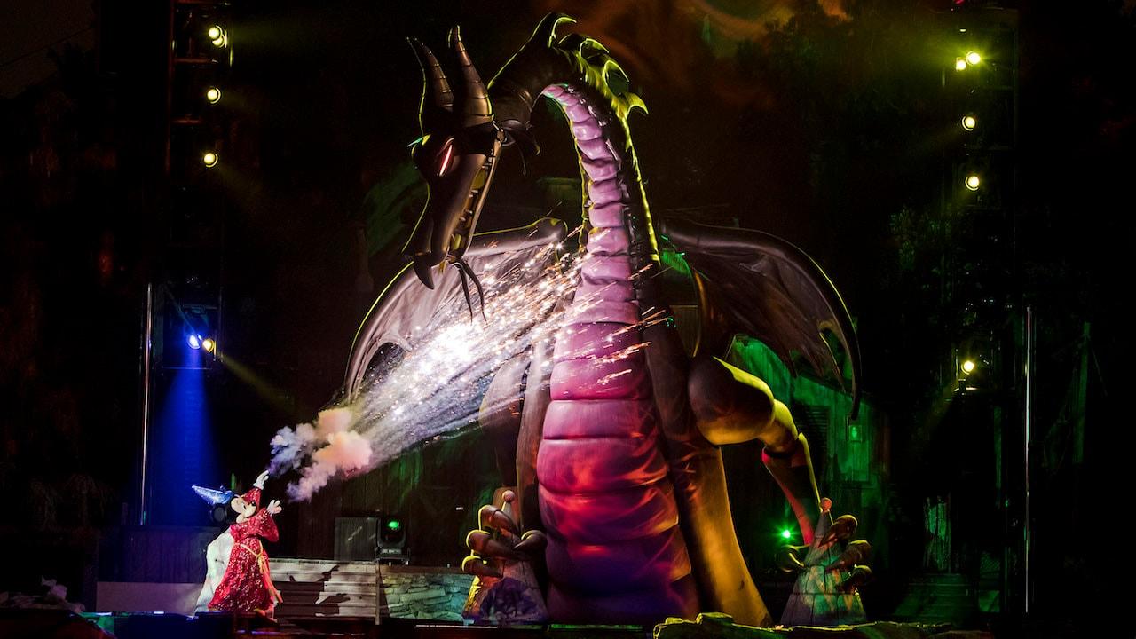 'Fantasmic!' is Back at Disneyland Park