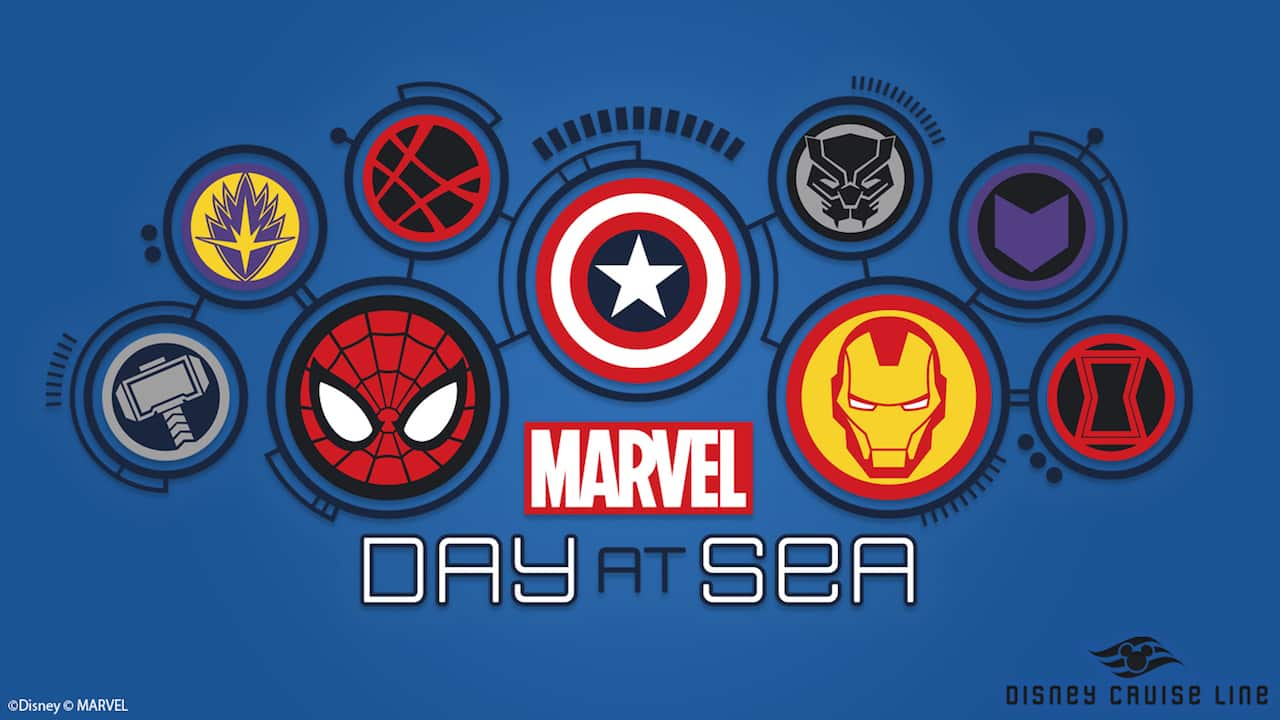 Show Your Excitement for Marvel Day at Sea with Downloadable Wallpapers