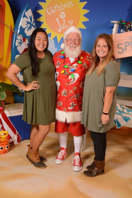 Christmas In July Disney World.Update Celebrating Christmas In July At Disney Springs