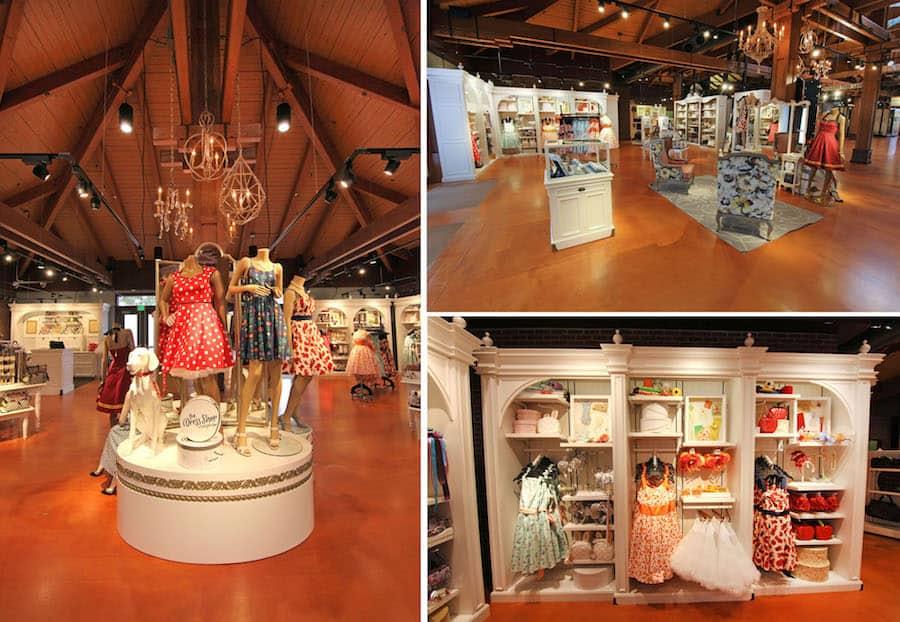 The Dress Shop Returns to Cherry Tree Lane in Marketplace Co-Op at Disney Springs on July 27