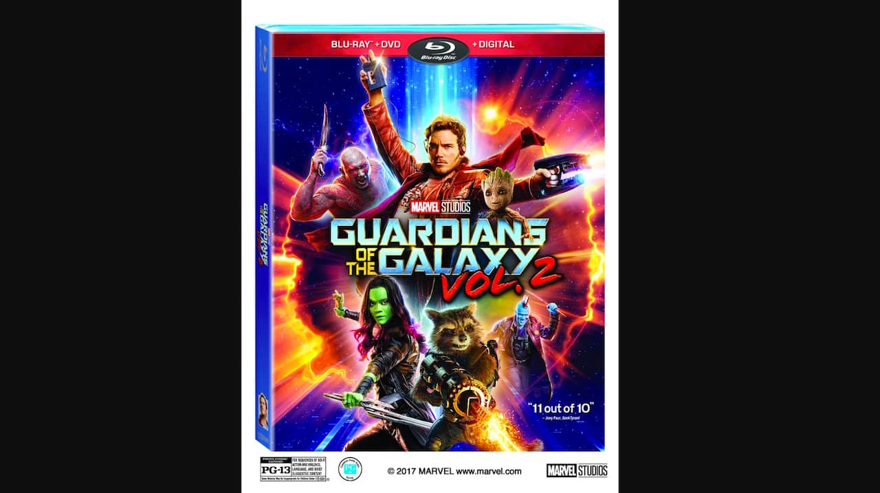 Enter for a Chance to Win 'Guardians of the Galaxy Vol  2