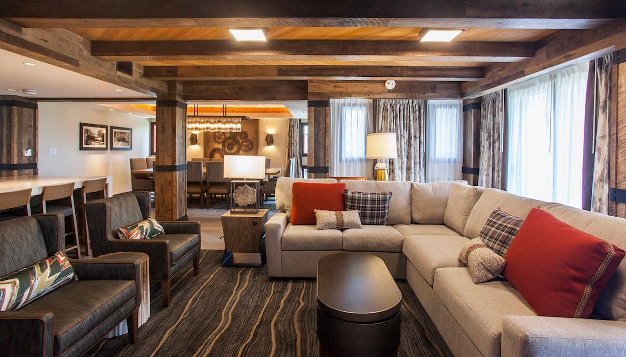 Take A Look Inside The Grand Villas At Copper Creek Villas