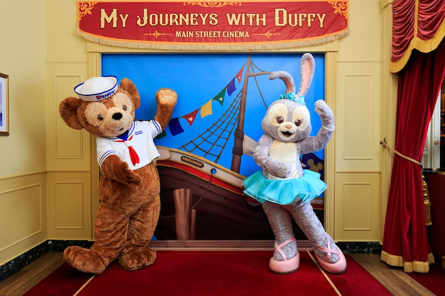 StellaLou, Duffy's Newest Friend, Dances Her Way to Hong Kong Disneyland Resort