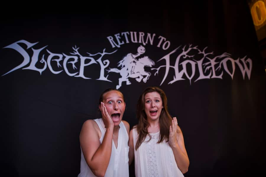 'Return to Sleepy Hollow' at Disney's Fort Wilderness Resort & Campground