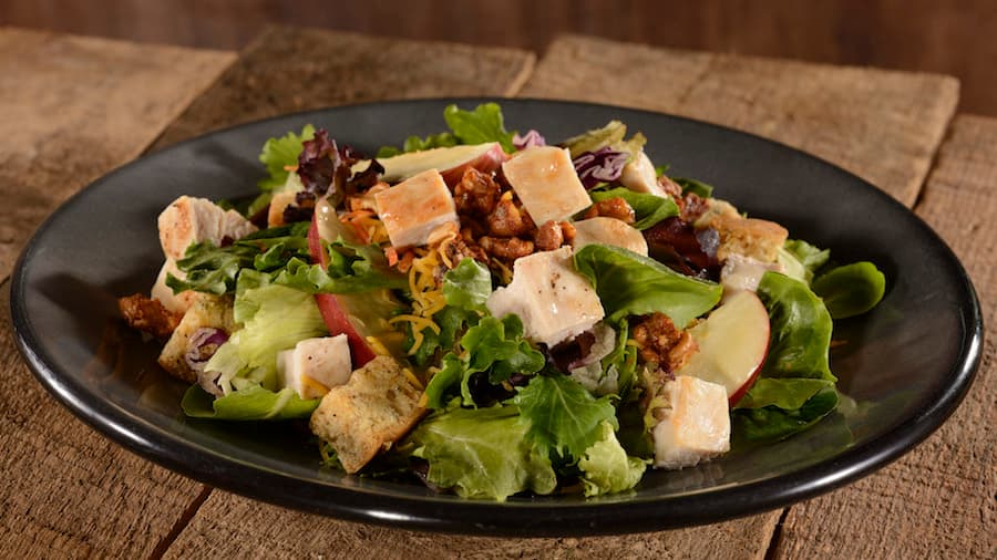 Wilderness Salad from Roaring Fork