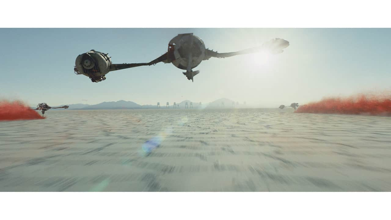 New Adventure From Star Wars The Last Jedi Coming To Star Tours This Fall Disney Parks Blog
