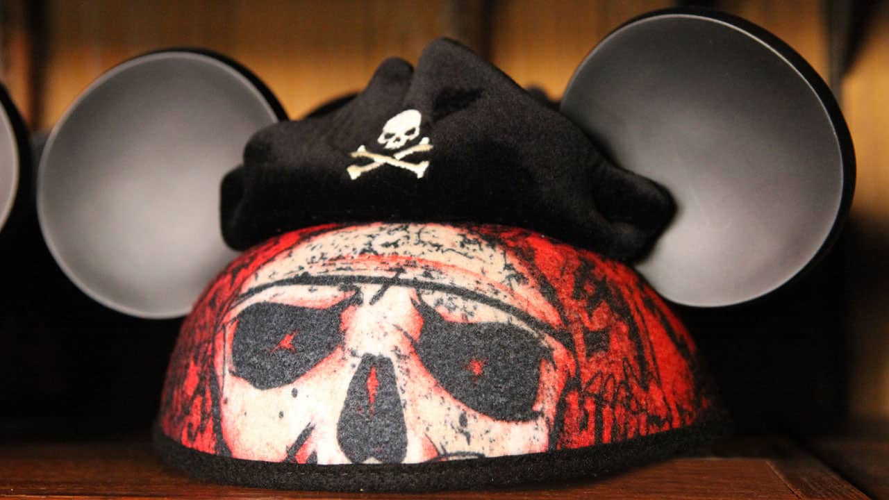Pirate-themed hat