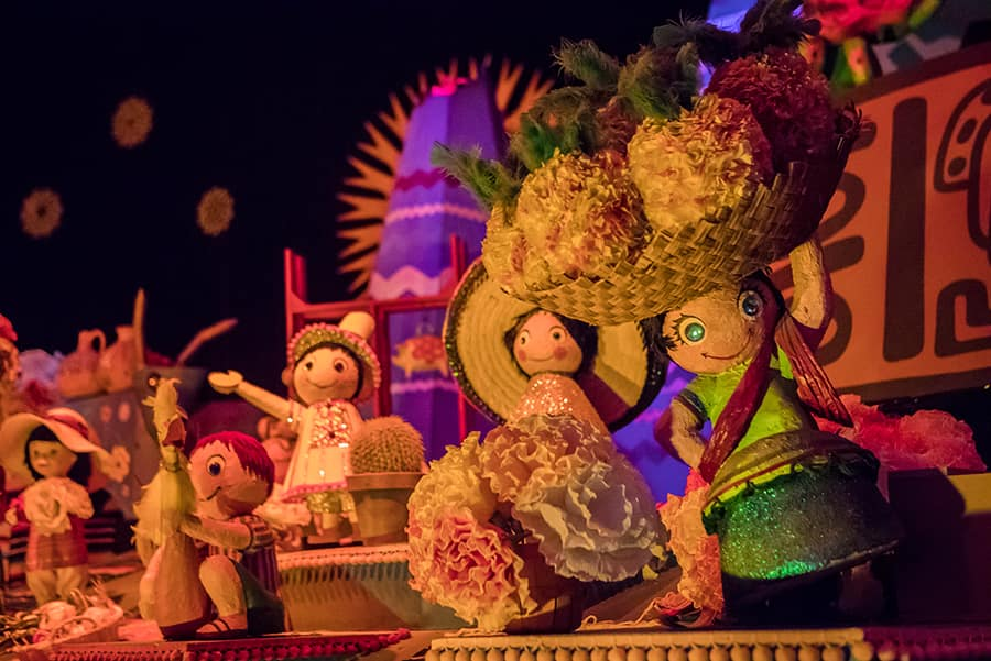 The Cultures of 'it's a small world' at Disneyland Park: Latin America
