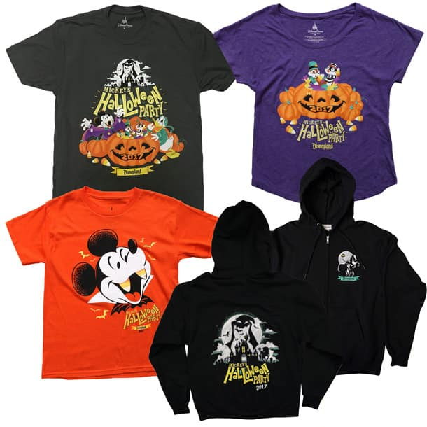 3b88371e Colorful Commemorative Products Coming to Mickey's Halloween Party ...