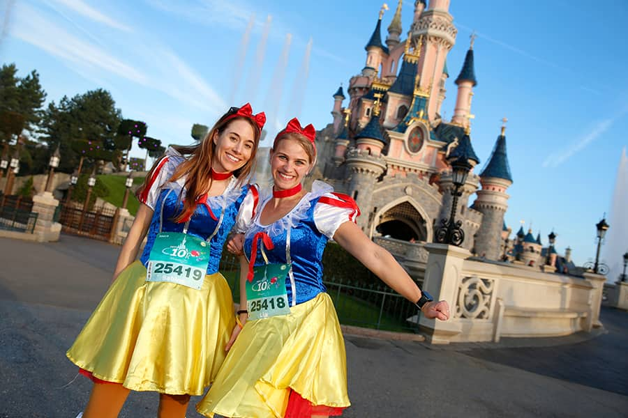 Runners Experience Magic at Every Mile During Disneyland Paris Half Marathon Weekend