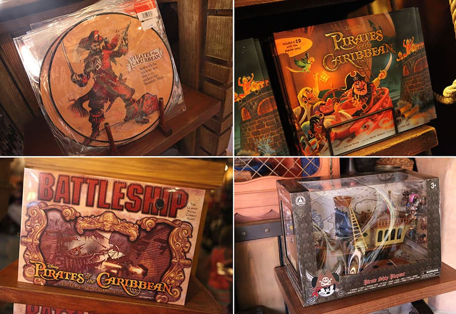 Seeking Pirate-Themed Treasures from Disney Parks for International Talk Like a Pirate Day