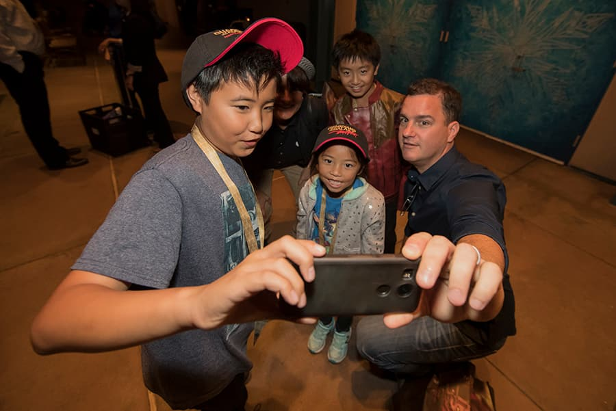 Disney Parks Blog Galactic Meet-Up at Disney California Adventure Park Takes Readers Out of this World