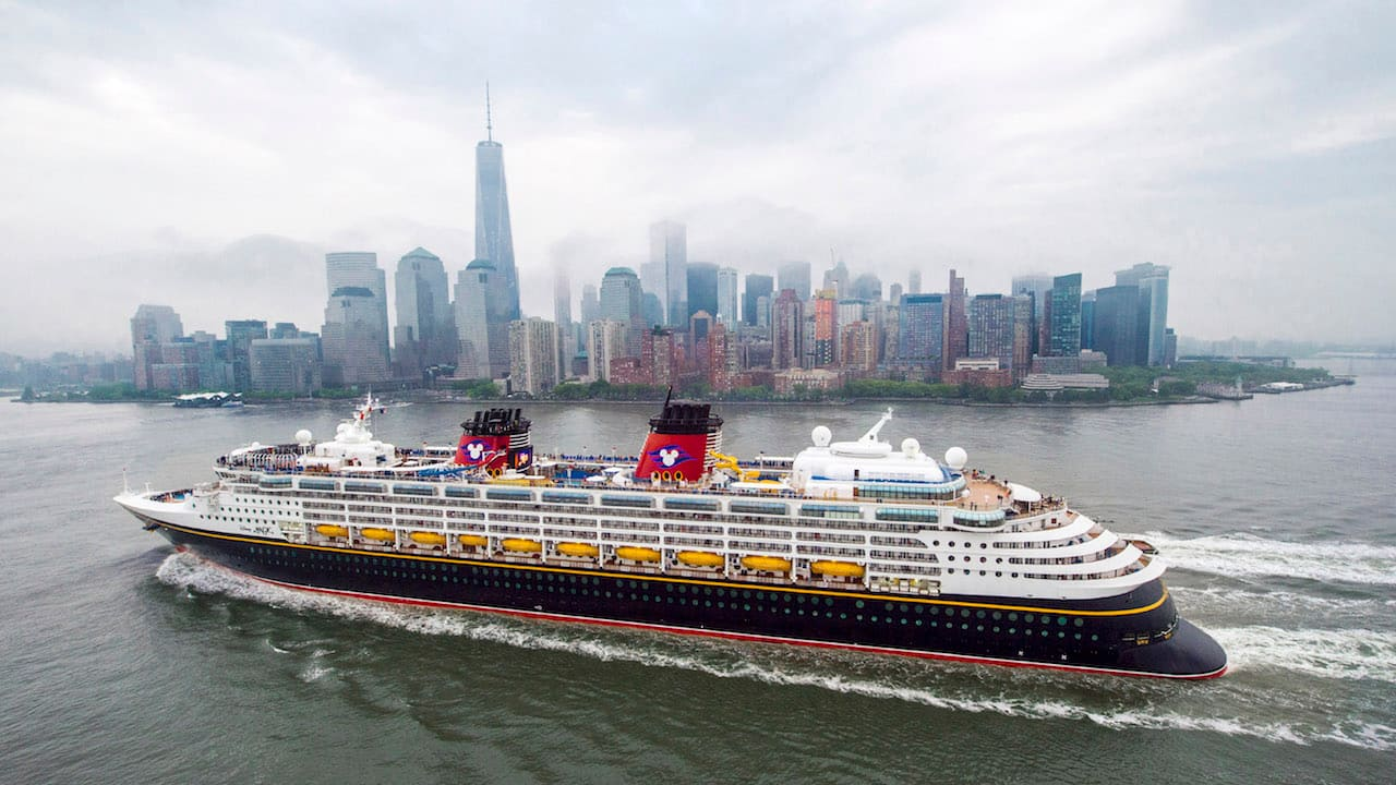 Top Five Reasons To Cruise From New York City Aboard The