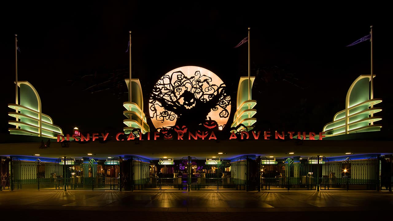 spooky fun for everyone during halloween time at the disneyland