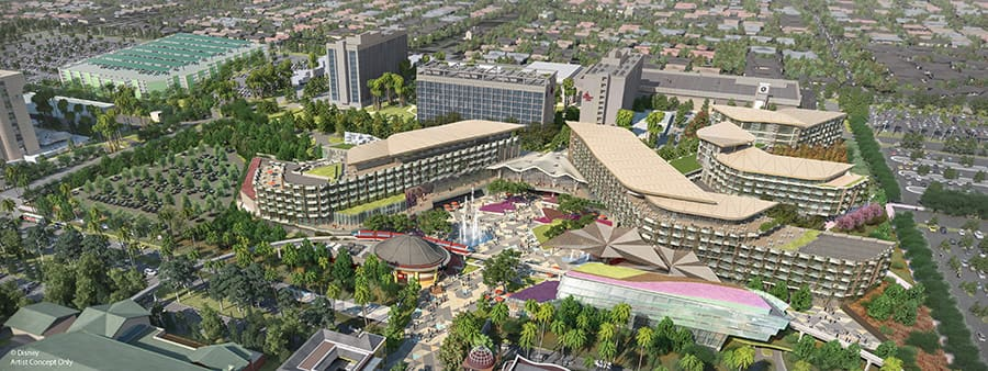New Hotel Coming to the Disneyland Resort in 2021