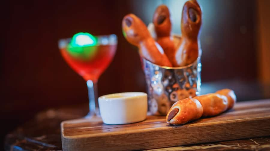 Witches Fingers at Carthay Circle Restaurant in Disney California Adventure Park