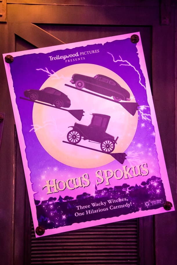 Haul-O-Ween In Cars Land