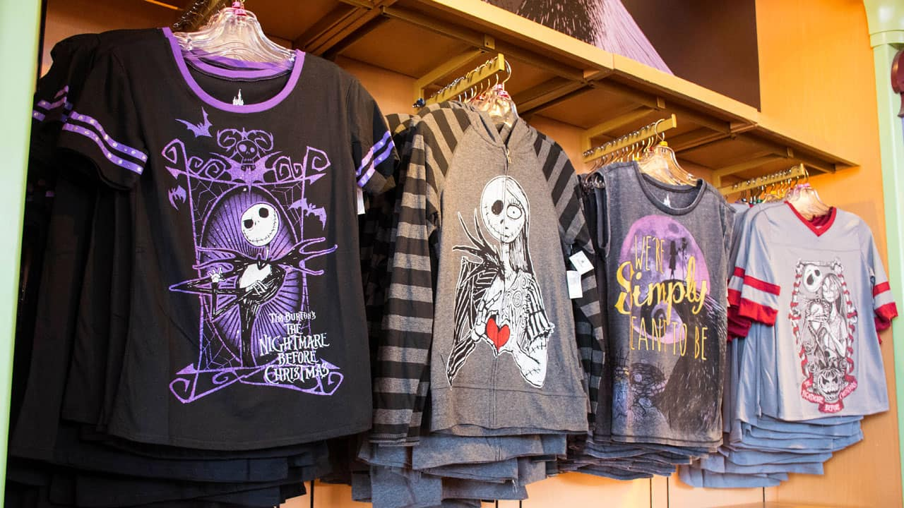 Haunt Your Holidays with New Products from \'Tim Burton\'s The ...