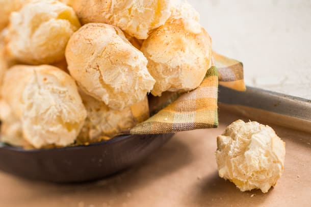 Pão de Queijo (cheese bread) - Epcot International Food & Wine Festival